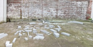 Small Aerial  (2011, dynamic installation in  show